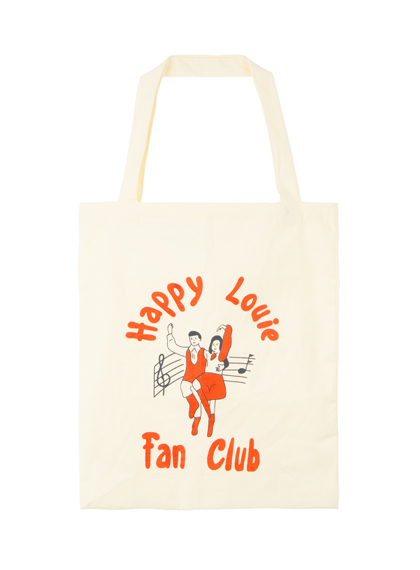 HAPPY LOUIE FAN CLUB Eco Bag