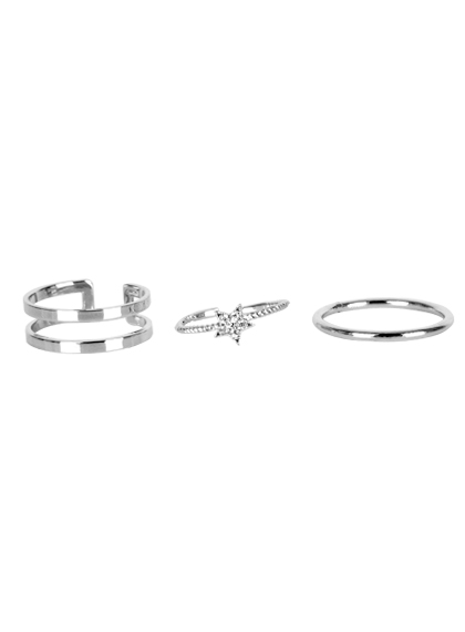 Assorted 3-Piece Ring