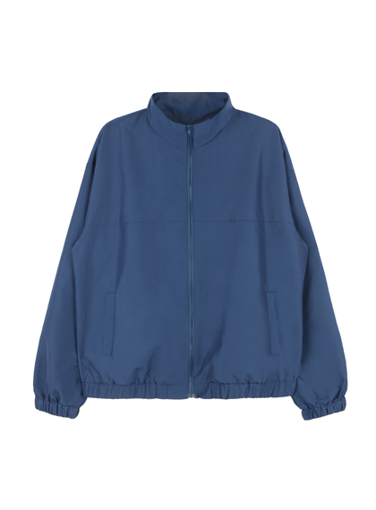 Zip-Up Windbreaker