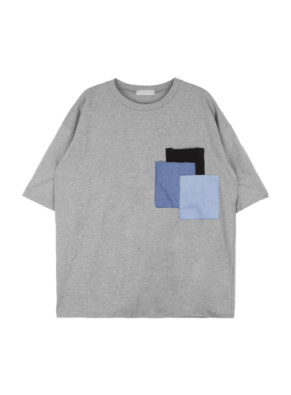 Triple Pocket T-Shirt