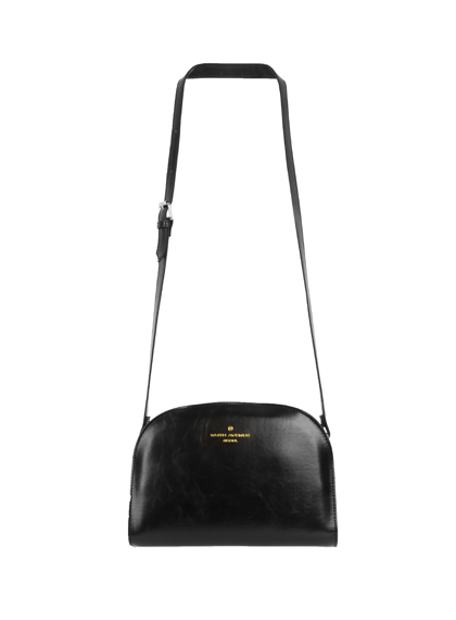 Two-Way Zip Crossbody Bag