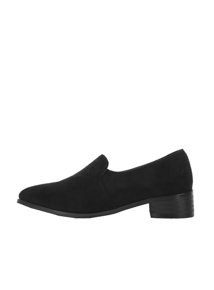Basic Pointed Toe Loafers