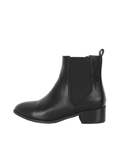 Pointed Toe Chelsea Boots