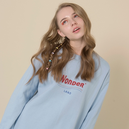 HIDE AND SEEKWONDER LAND Sweatshirt