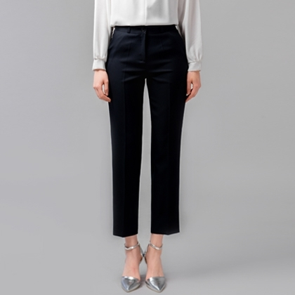 Basic Ankle Cut Slacks
