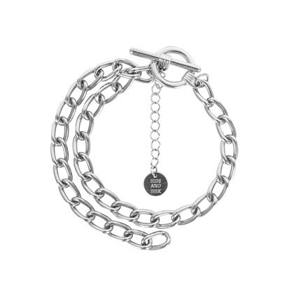 HIDE AND SEEKToggle Clasp Chain Bracelet