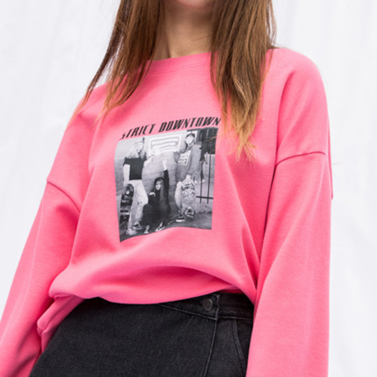PAST PASSIONSTRICT DOWNTOWN Sweatshirt
