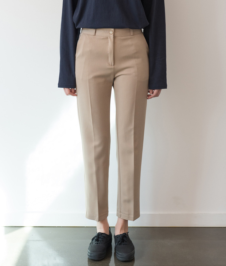 Basic 4-Pocket Slacks