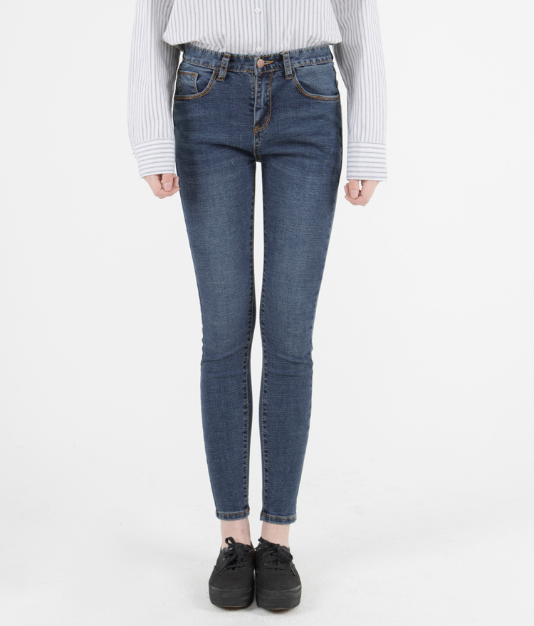Skinny Fit 5-Pocket Jeans