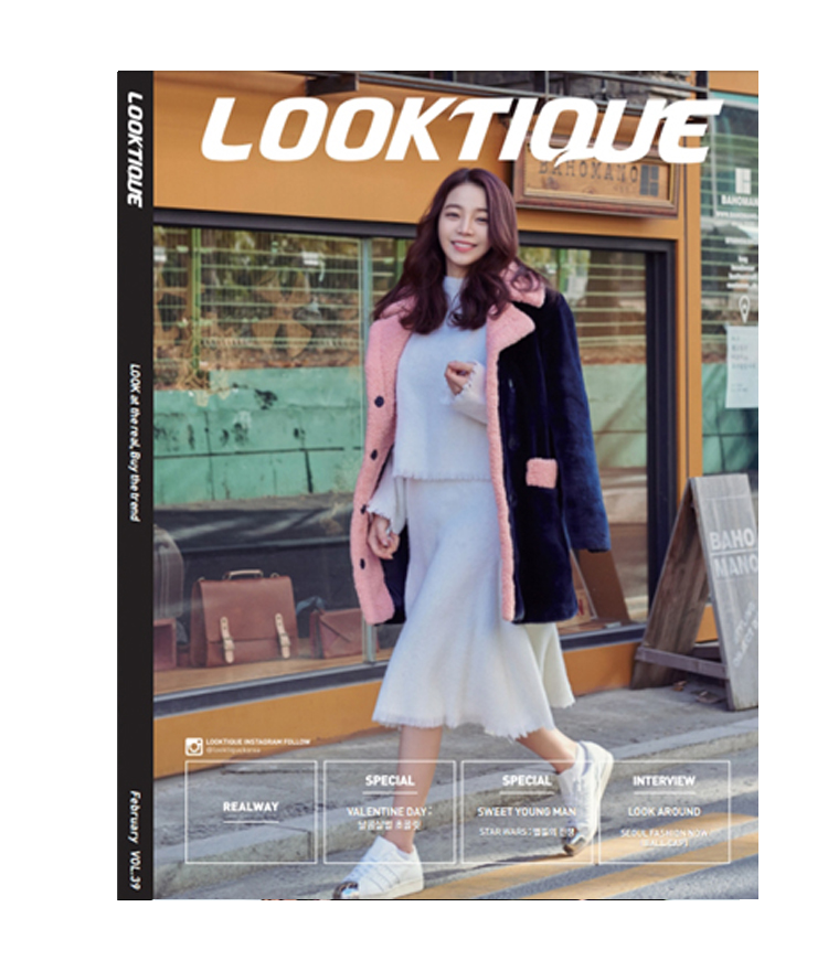 LOOKTIQUE Vol. 39