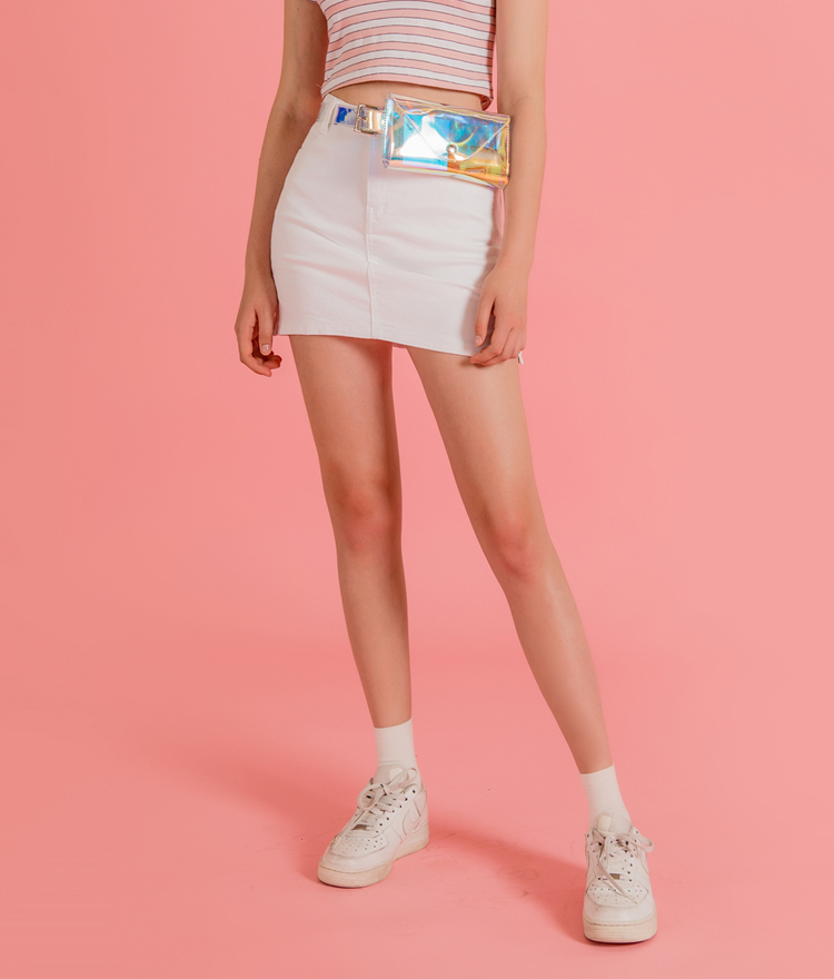 NEVERM!NDStraight Cut Mini Skort