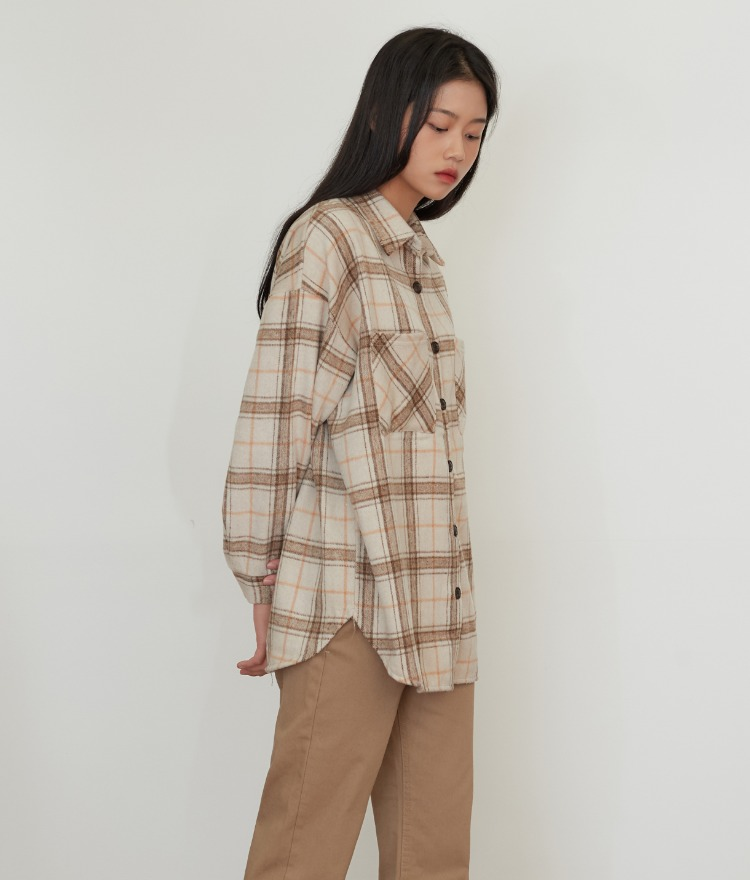 ESSAYLoose Fit Check Shirt