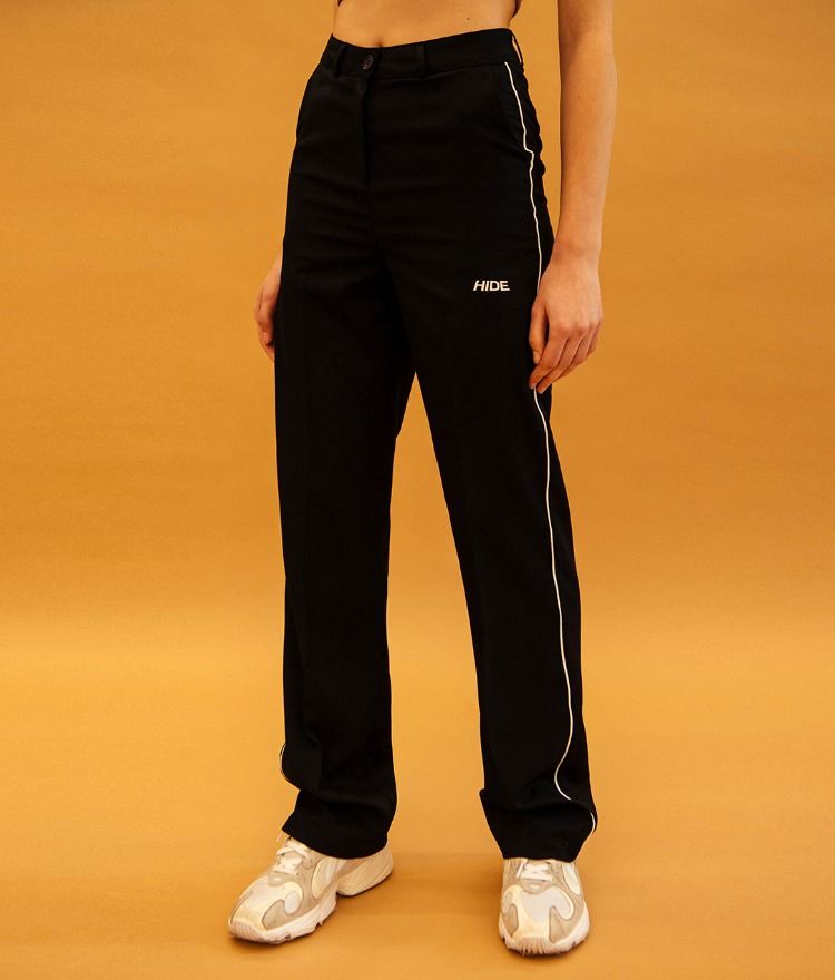 HIDEContrast Trim Loose Fit Slacks