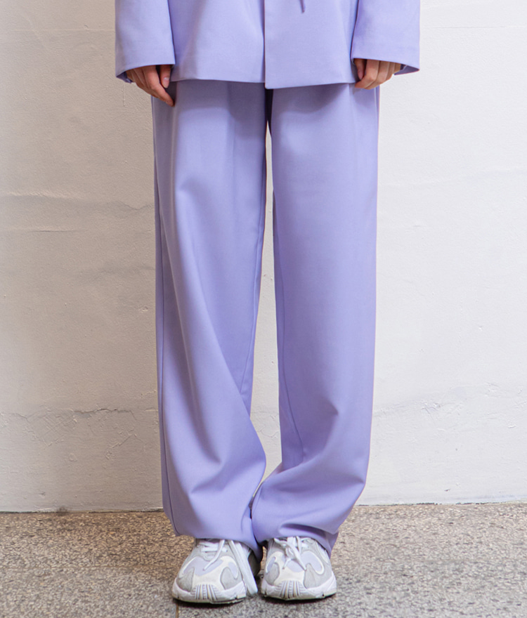 HIDELight Purple Loose Fit Pants