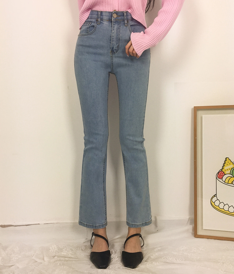 ROMANTIC MUSE  Slim Fit Denim Jeans