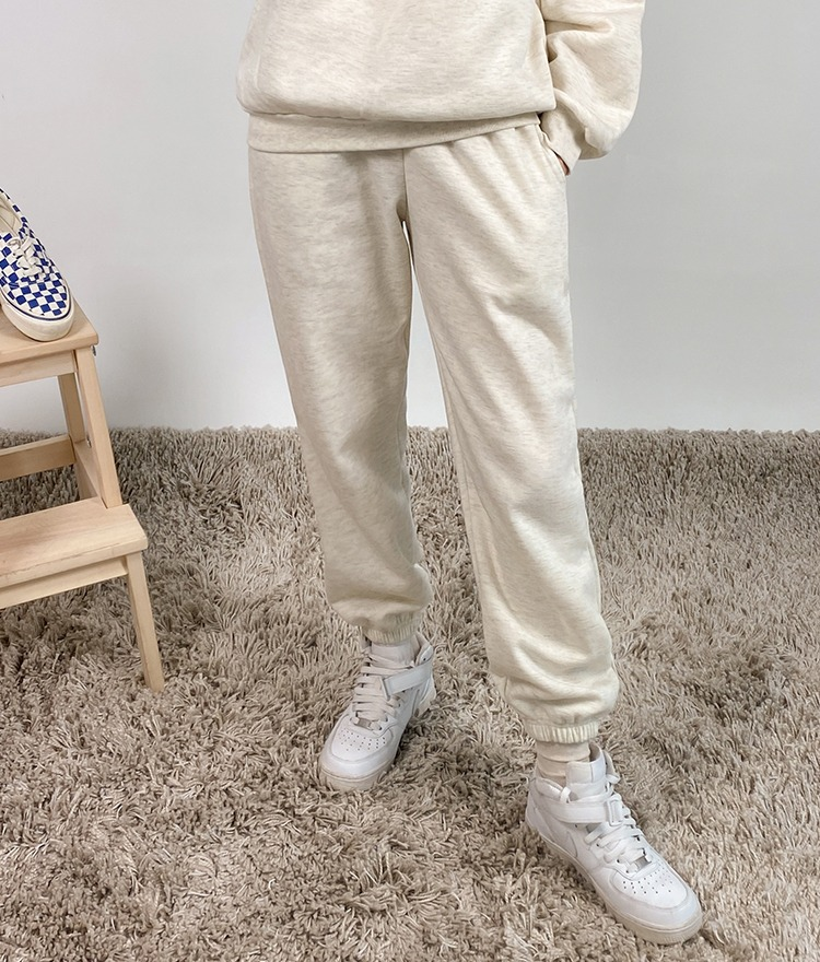 NEVERM!NDBasic Fleece-Lined Joggers