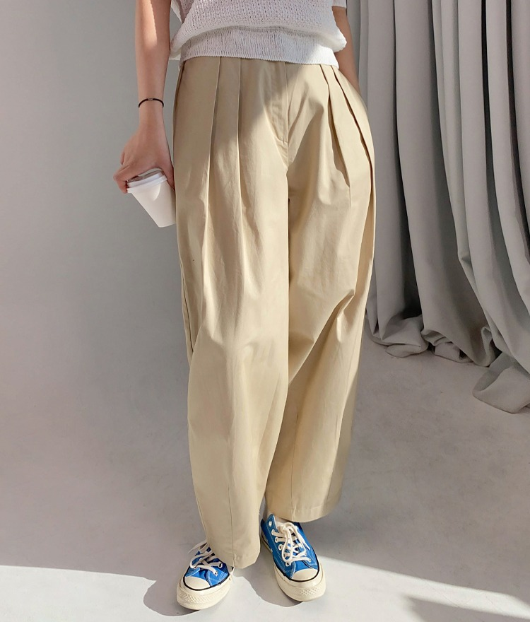 QUIETLABPleated Balloon Pants