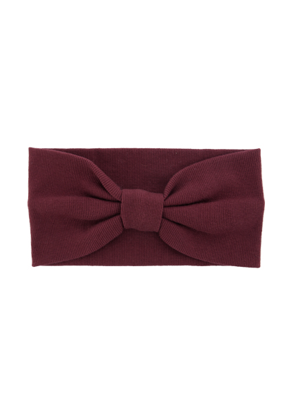 Wide Ribbon Headband